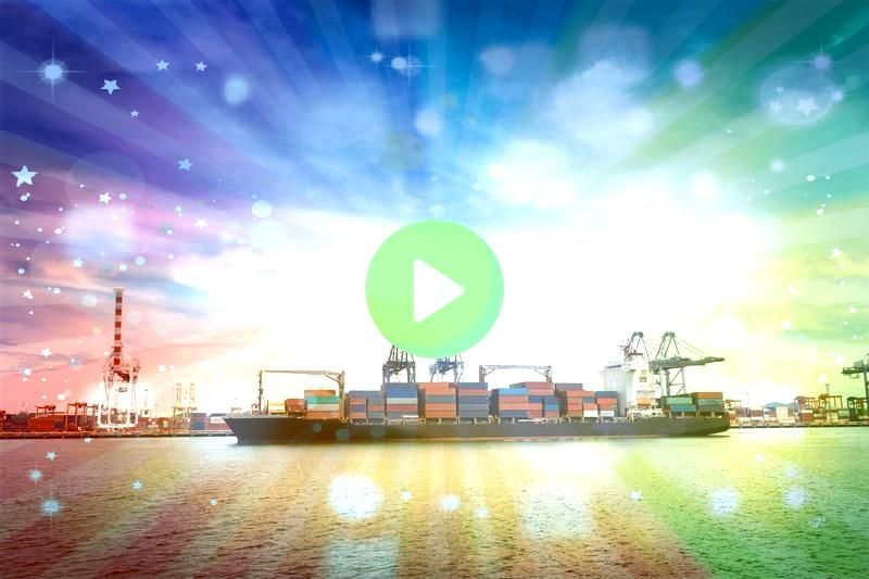 and transportation of International Container Cargo ship with ports cr Logistics and transportation of International Container Cargo ship with ports cr  OYOY Follow The R...