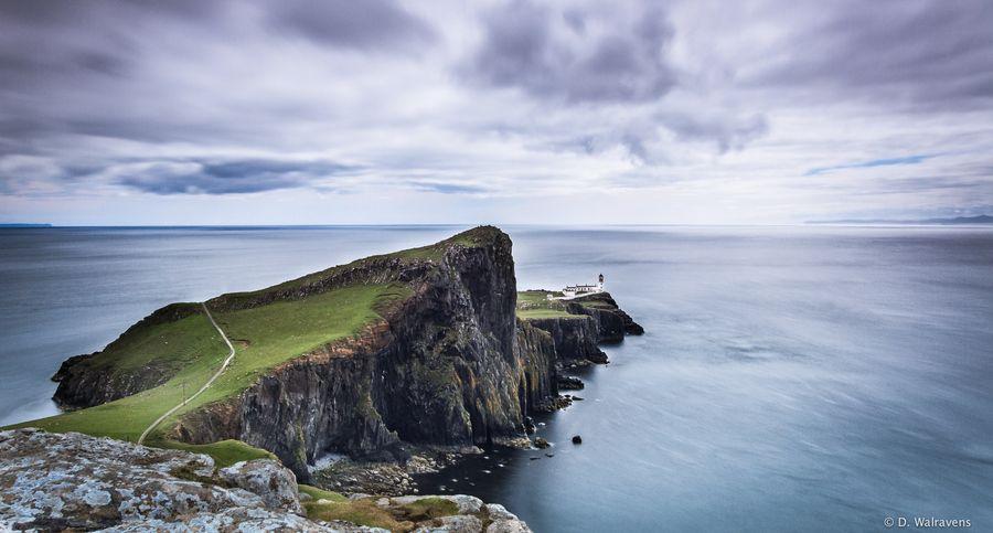 Lighthouse @ Neist Point by Dirk Walravens, via 500px