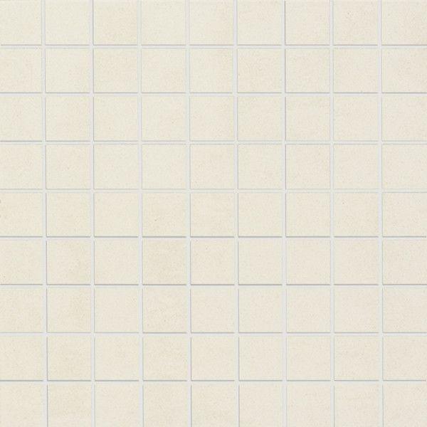 #Marazzi #SystemN Neutro #Mosaico Bianco 30x30 Cm M84Q | #Gres | Su