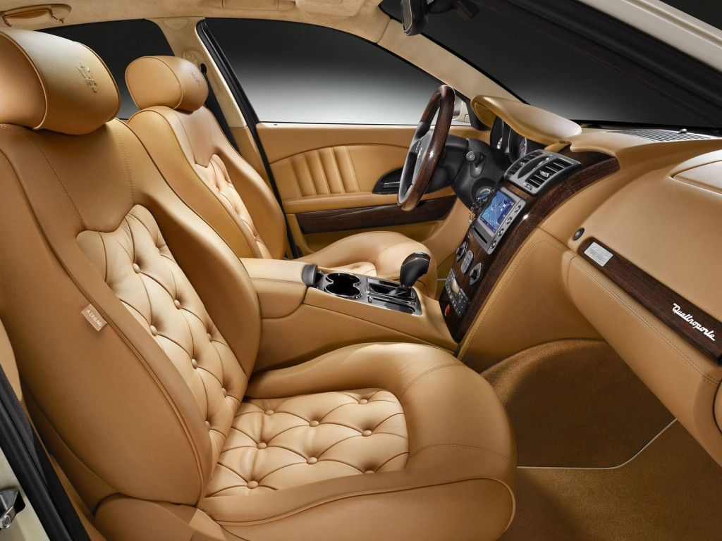 Maserati Quattroporte Luxury Cars InteriorCar Interior DesignCar