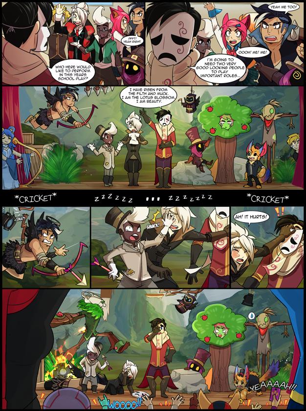 Academy Adventures | League of Legends