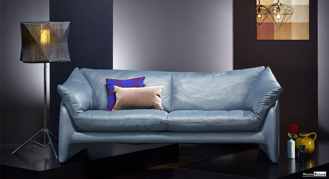 Canape Leolux Edison Furniture Sofa Home Decor