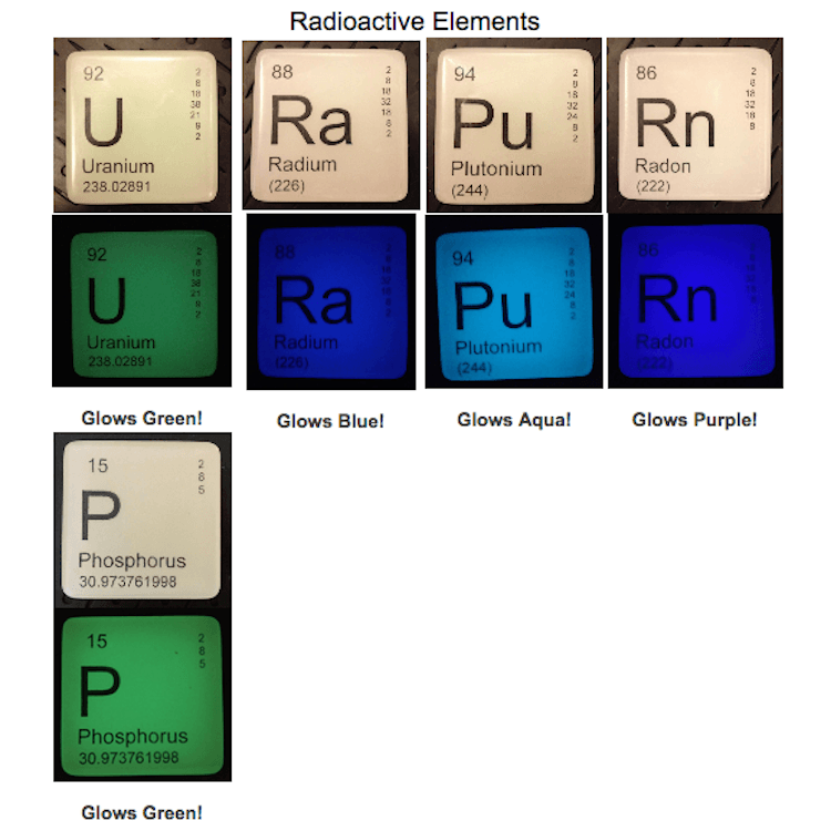 Hypoallergenic vegan soaps shaped like chemical elements from the radioactive elements urtaz Image collections
