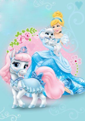 Palace Pets Disney Princess Pets Disney Princess Palace Pets Disney Princess Cinderella