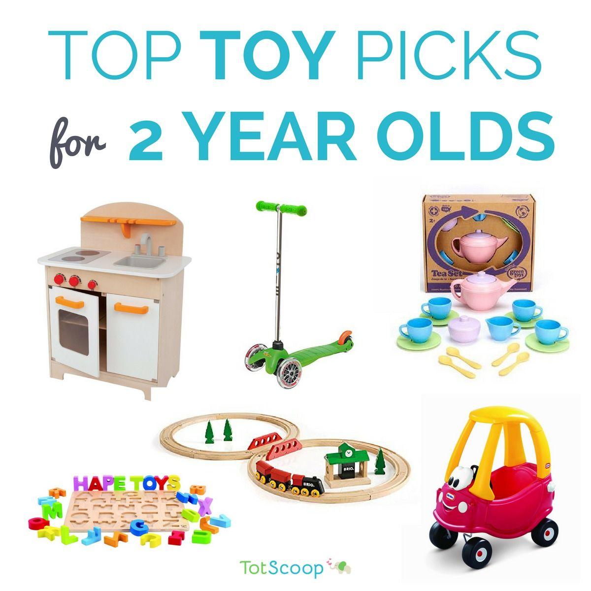 Some of our favorite toys for two year olds — from trains ...