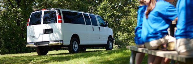 Mobility Handicap Vans Gm Mobility Van Chevy Express Chevrolet