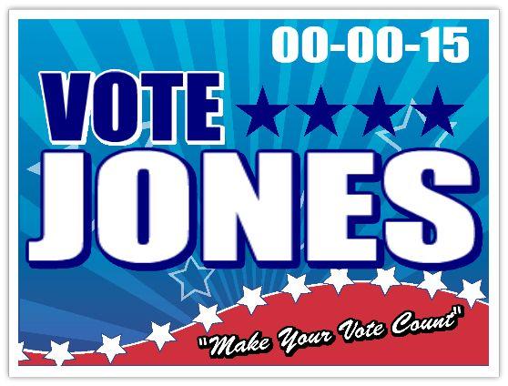campaign graphics political122 political sign templates
