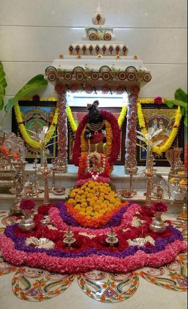 Decoration Ideas For Krishna Janmashtami Krishna Janmashtami Krishna And Decoration