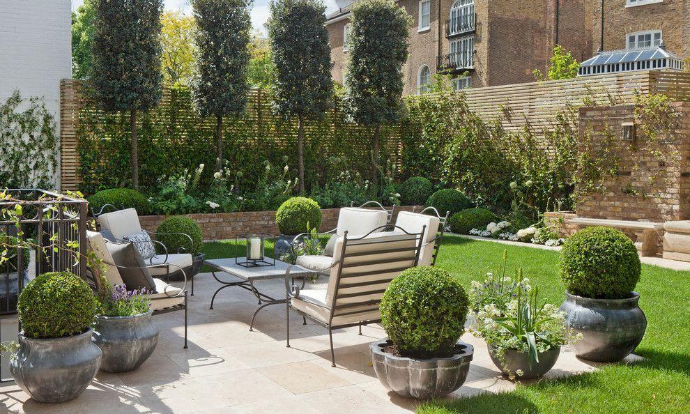 Excellent modern residential garden design on Garden server #Outdoor