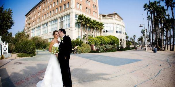 La Beach Weddings Casa Del Mar Santa Monica Wedding Venues