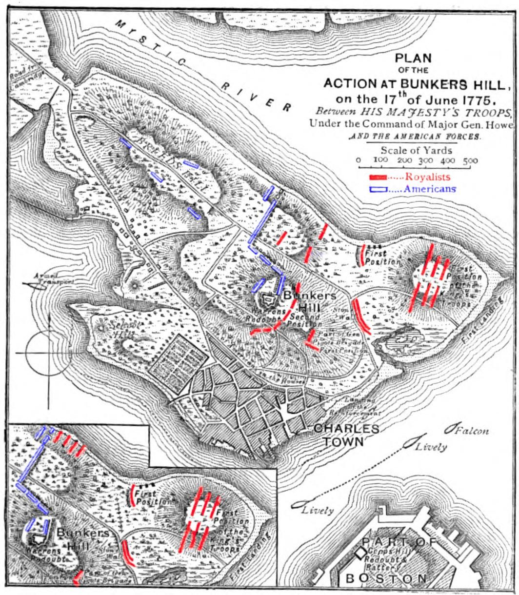 an analysis of the battle of bunker hill in united states Detailsthey stood for liberty, and fought against tyrannyproduct descriptionit is the morning of june 17, 1775 the previous night, under the cover of darkness, the colonial patriots had quickly constructed an impromptu fortification on breed's hill, and now await a full assault by the king's soldiers – the best equipped and most feared fighting force.