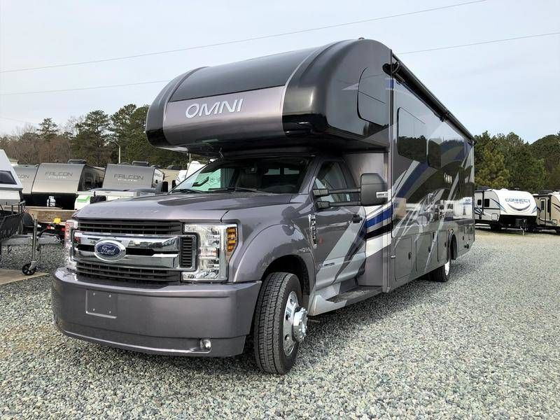 2019 Thor Motor Coach Omni Sv34 Class C Rv For Sale In Apex