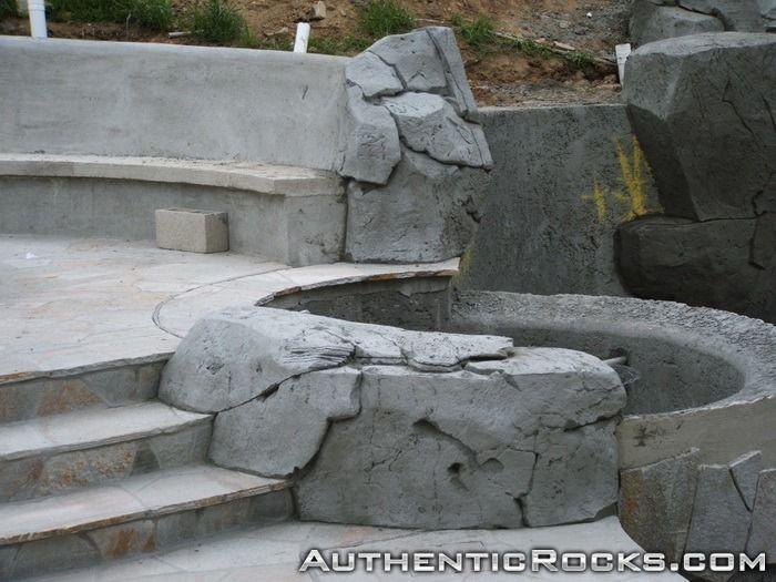 fake rock waterfalls rock waterfalls examples alpine pool waterfall authentic rocks has - Fake Rock