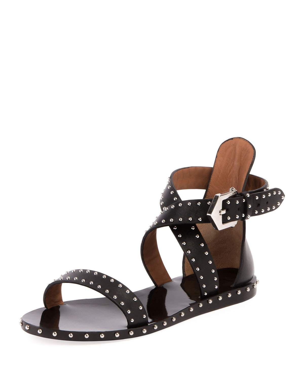 Givenchy Elegant studded sandals cheap newest NuWNKTVS
