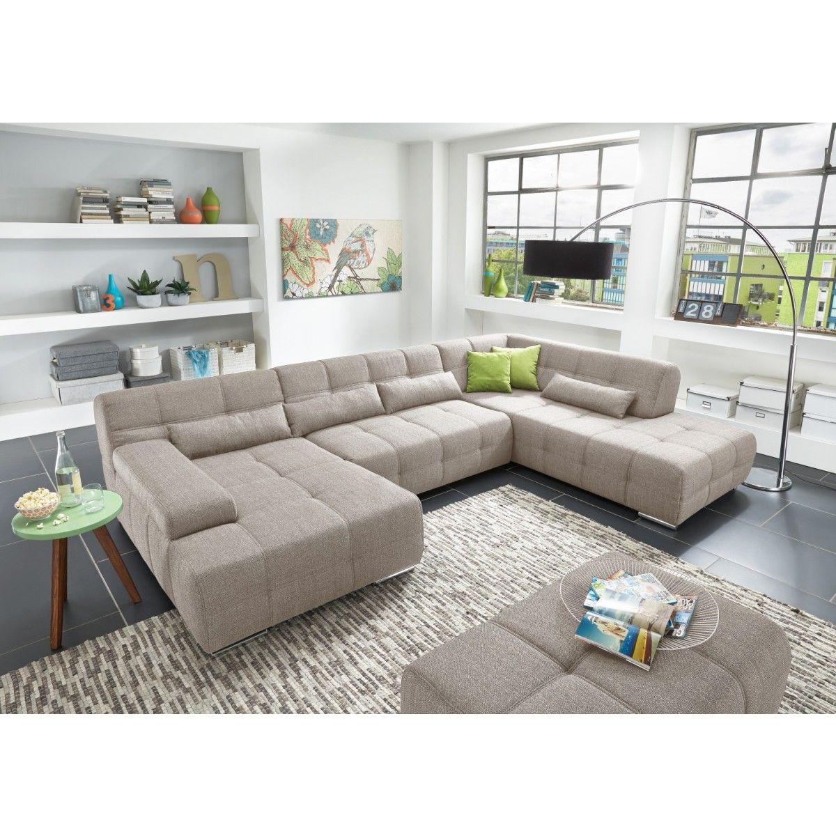 Sof ngulo u com cama boogie living room inspirations - Conforama valencia sofas ...