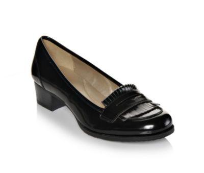 Bandolino Shoes  Bandolino Kaltha Womens Loafers Black