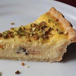 Chef John's Ricotta Pie