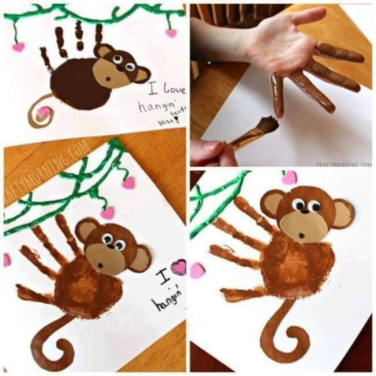Hand And Footprint Art Ideas The Best Collection | The WHOot