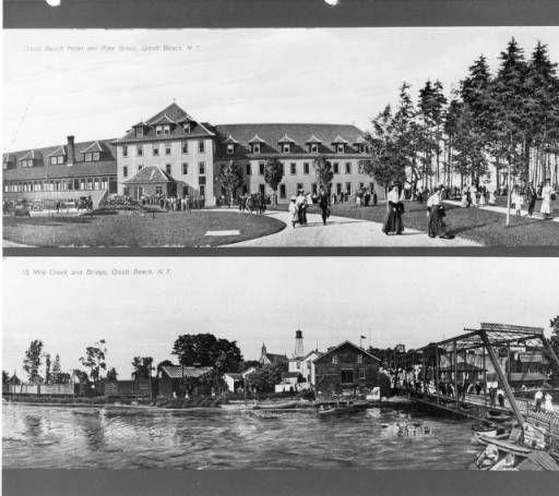 Olcott Beach Hotel And Grove Ny 1915 Http Cdm16694