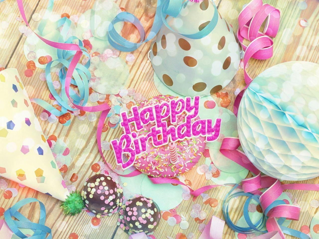 День, фоновая картинка с днем рождения девушке