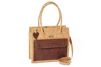 Cork Bag PARIS Calçada Portuguesa Wood