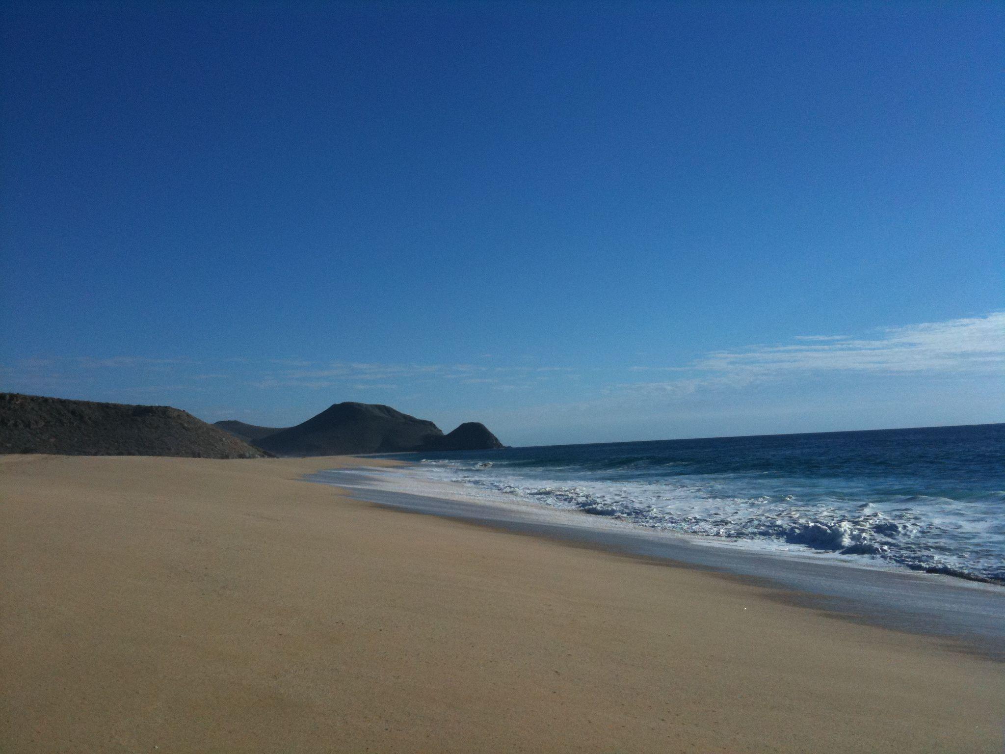 A beach of your own in Todo Santos, Baja!