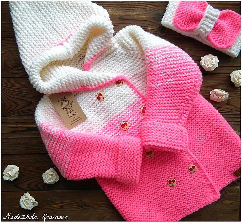 Cadeau Katia | Crochet for Children | Pinterest | Abrigos para bebé ...