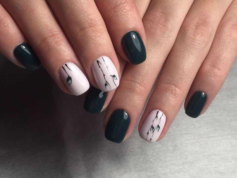 Гель-лак красивые ногти
