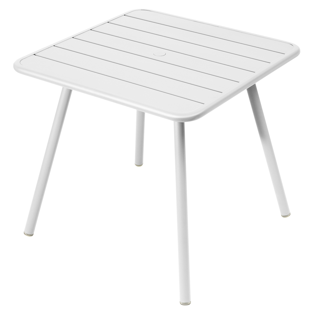 Table Blanche Table De Jardin Table Metal Table 4 Places Table Blanche Table