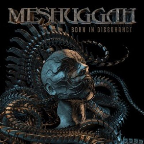 All Hail Metal Meshuggah Born In Dissonance Metal Albums Heavy Metal Music Extreme Metal