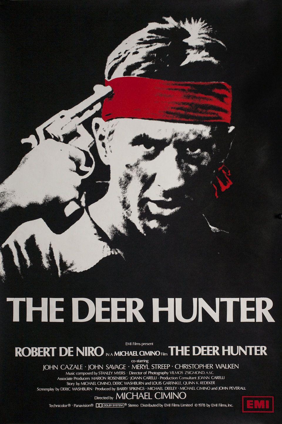 The Deer Hunter 1979 British Double Crown Poster Posteritati Movie Poster Gallery New York Hunter Movie Movie Posters Deer Hunters
