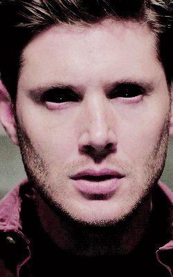 Supernatural Dean Demon Eyes