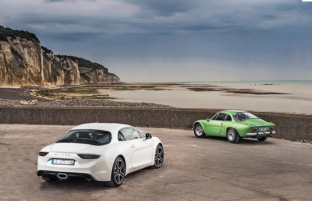 Twin test review and specs: new and old Alpine A110 | Renault ...