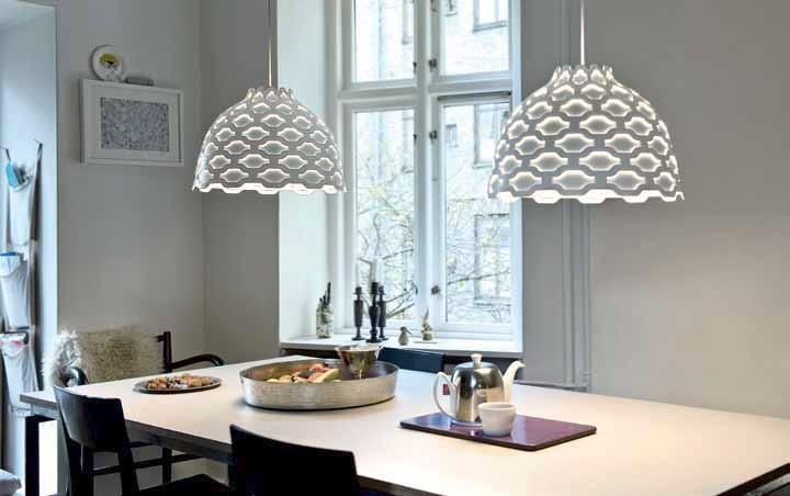 Hoe kies je de juiste hanglamp boven de eettafel? - dmLights blog ...