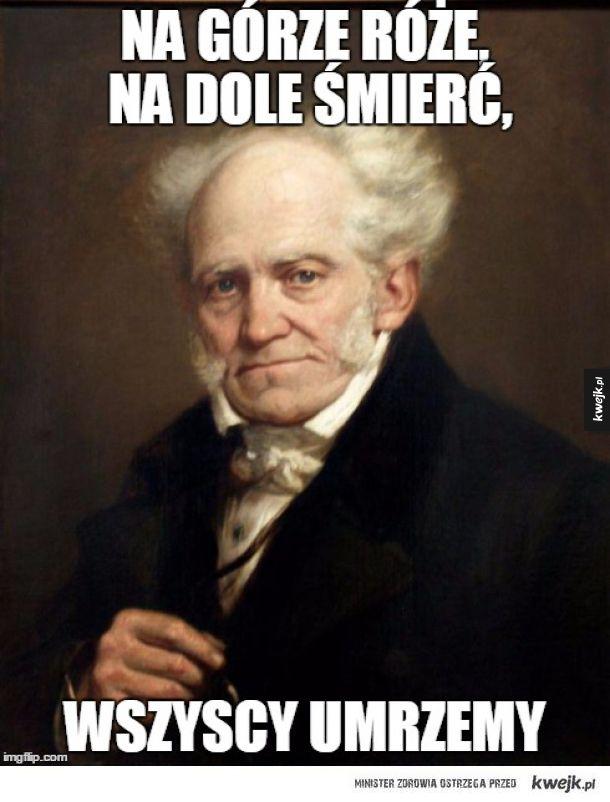 schopenhauer memy - Szukaj w Google   Schopenhauer   Humor ...
