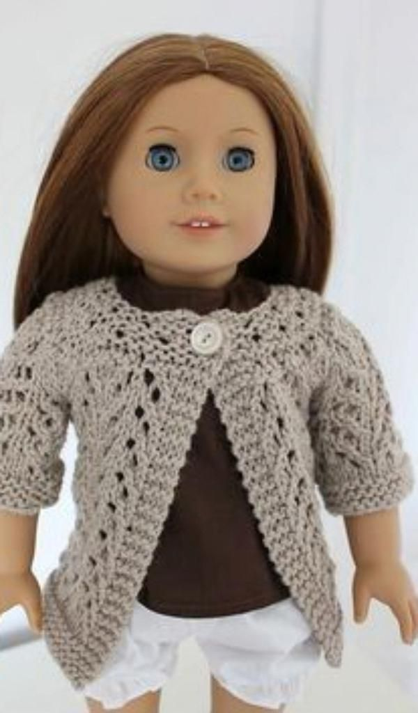 free crochet cabbage patch doll clothes patterns   DOLL ...