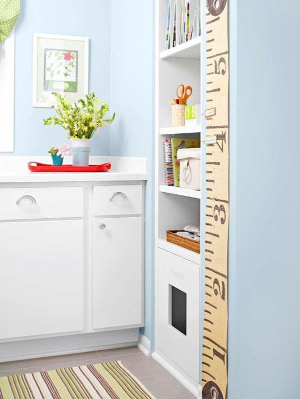 Kleine Küche einrichten und mit ein paar Tricks personalisieren - kleine kueche einrichten tipps ideen