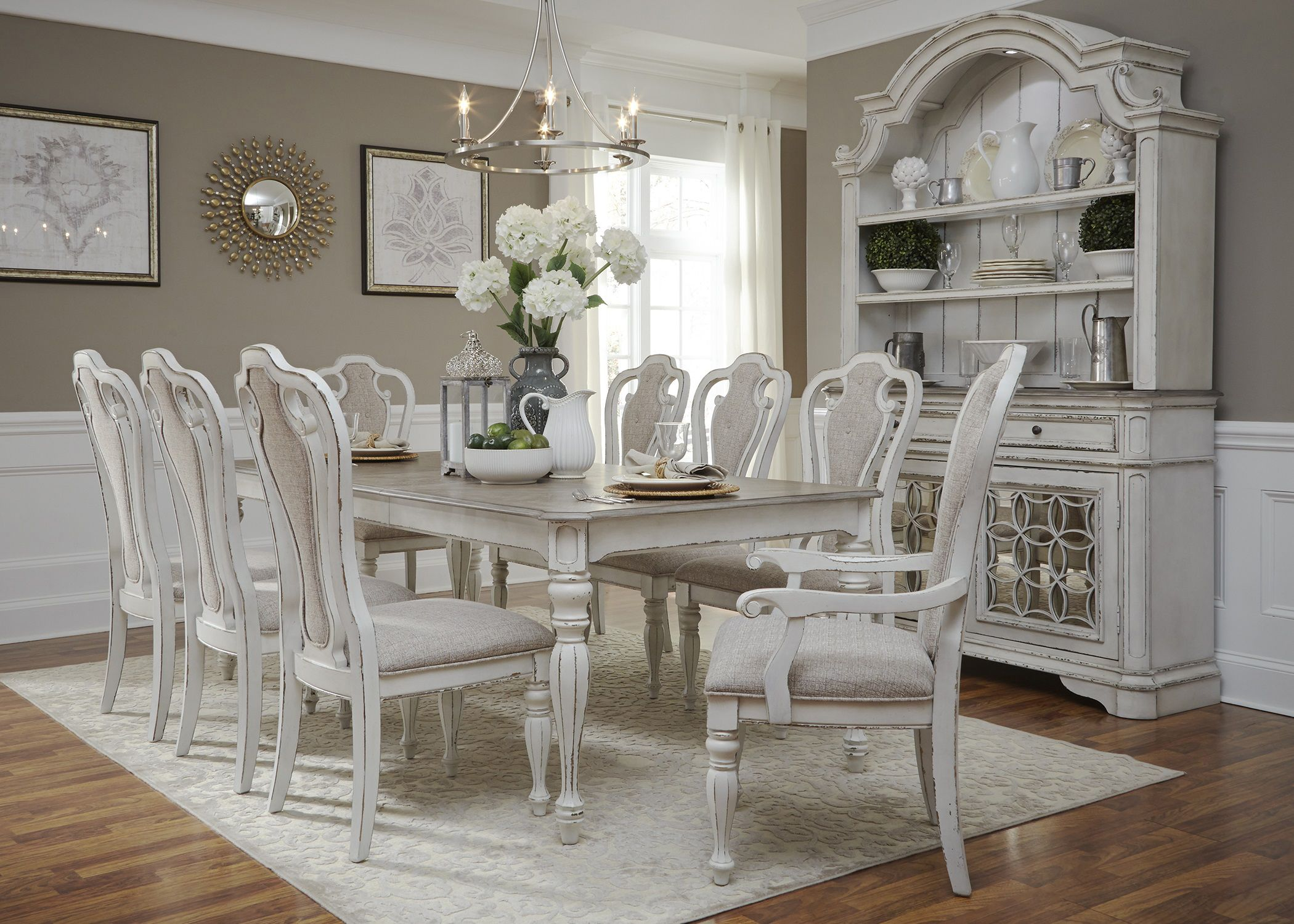 50+ Shabby Chic Dining Chairs You'll Love in 2020 - Visual ...
