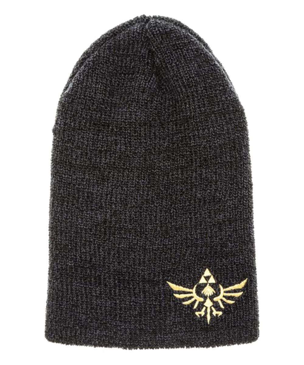 Look at this legend of zelda hyrule crest slouchy beanie on zulily