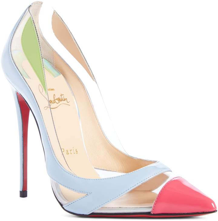 2230ff1aa6 Christian Louboutin Blake Pointy Toe Pump | Products in 2019 ...