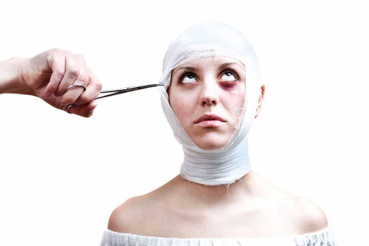 What Risks are Associated with Facelift Procedures  AntiAging