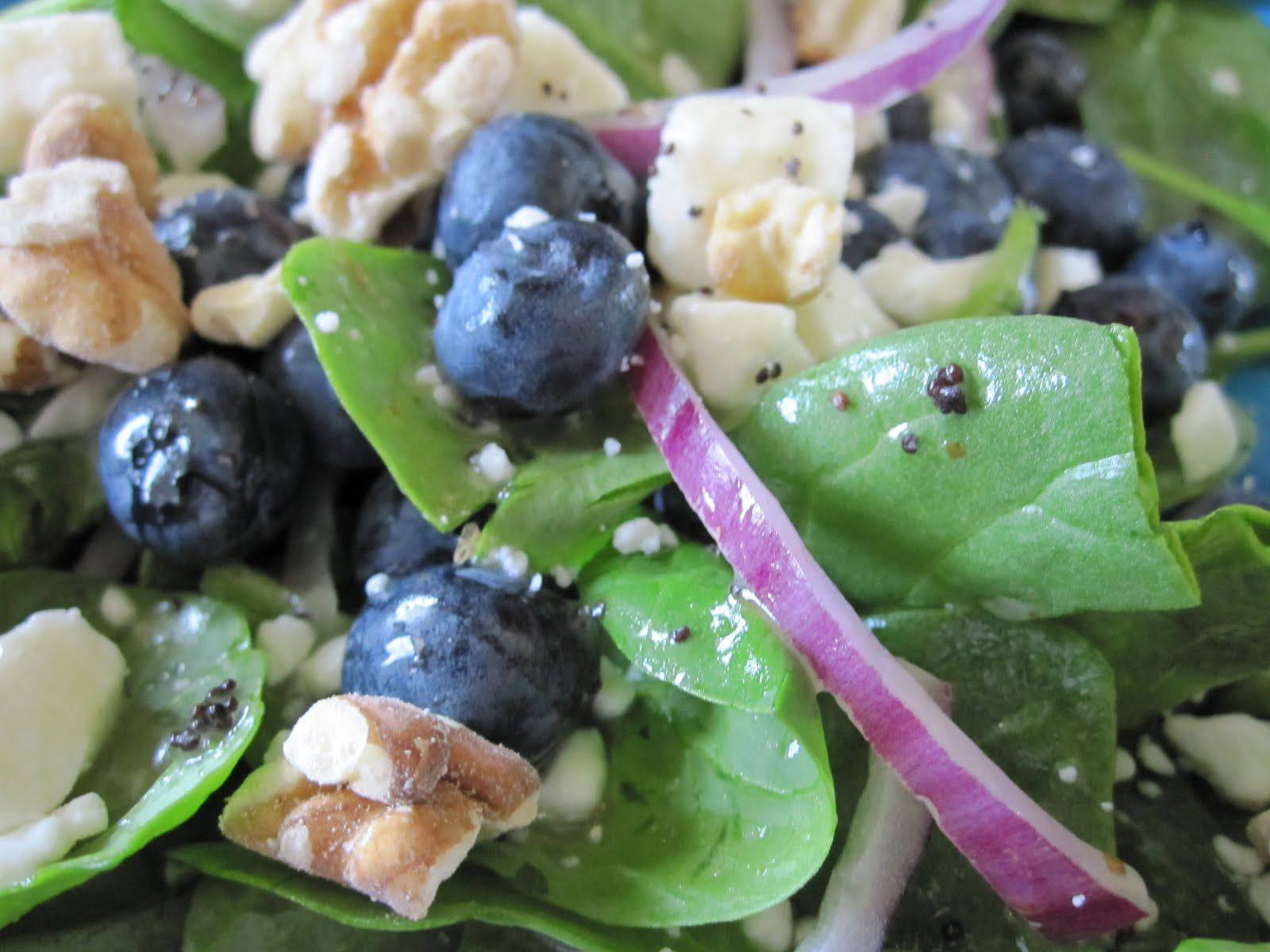 Sentiments from my Kitchen: Salads