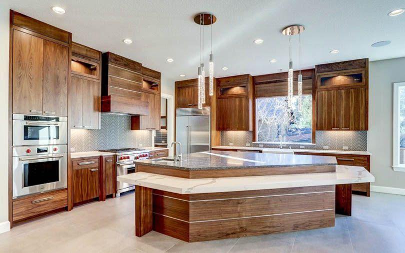 Best Mdf Vs Wood Kitchen Cabinet Doors Solid Wood Kitchen 640 x 480
