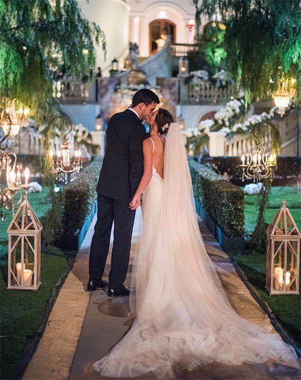 Jade Roper Tanner Tolbert S Wedding Pics Tan Wedding Wedding
