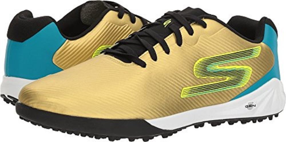 2bea05f0b4c Skechers Men s Hexgo Control Performance Turf Soccer Shoe Size 11  Skechers