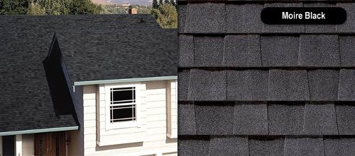 Best Moire Black Landmark Shingles Google Search Roof 400 x 300