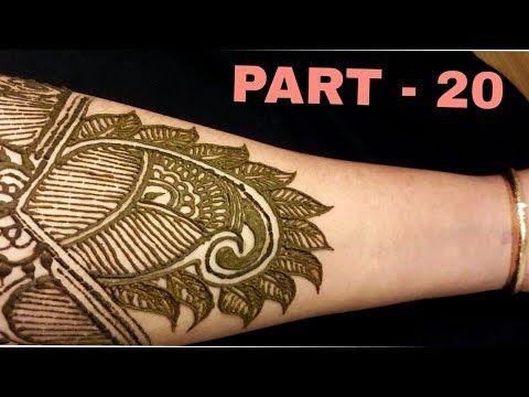 Full hand bridal mehndi designs ss unique style bharwa ki for hands youtube also rh pinterest