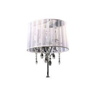 lampe poser baroque rococo blanche envie d 39 un style