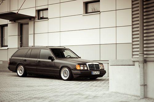 W124 300te Bbs Rs Mercedes W124 Mercedes Benz