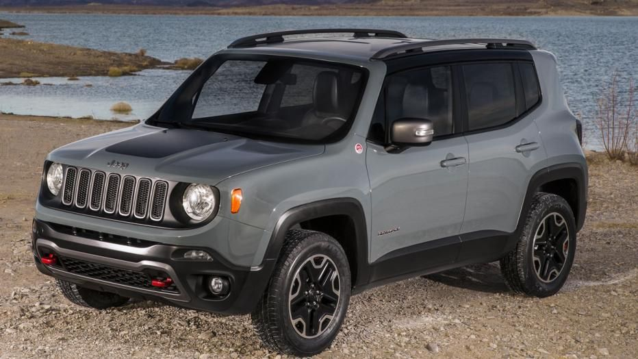 Fca Axes Chrysler In Uk To Focus On Jeep Jeep Renegade Trailhawk Jeep Renegade 2015 Jeep Renegade